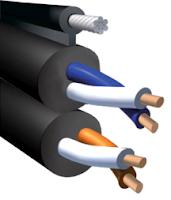 Высокочастотные кабели малопарные и многопарные