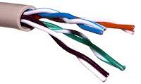 Кабели для структурированных кабельных систем связи КСППВ